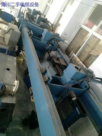出售上海二十三所产金属护套焊接成型机