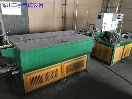 江苏出售1台400型不锈钢弹簧丝拉丝机