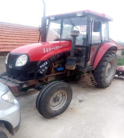 (个人)出售四驱动农用拖拉机有旋耕犁和小麦播种机 - 2.8万 28000元
