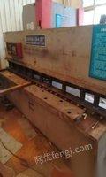 转卖二手有剪板机、折弯机/电焊机、卷板机多种设备