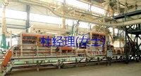 山东低价出售14层刨花板生产线一条.12至14层刨花板生产线一条