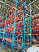 西藏拉萨大量求购各种二手仓储货架、重型货架、中型货架