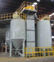 山东滨州出售20台二手冶金成套设备立式砂温冷却罐