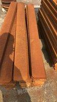 山东青岛现货出售旧钢板