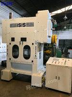广东东莞出售1台进口ISIS H-80T二手精密高速冲床