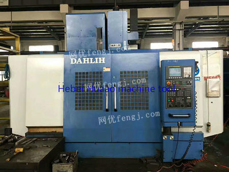 Taiwan Dahlih MCV-1450 Vertical Machinin