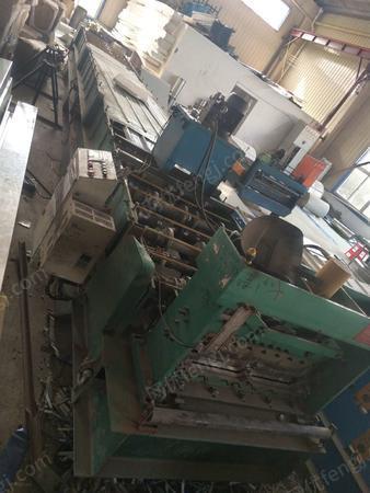 彩钢厂出售 820单压瓦机1台