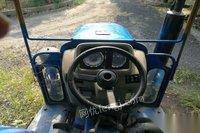 自用的二手拖拉机、旋耕机转让,性能良好,五成新!-23000元