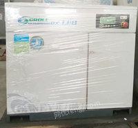 上海松江区出售1台二手螺杆式空压机,运行正常。