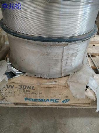 长期面向全国上门回收焊丝焊条