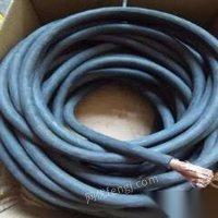 出售二手9成新电焊机焊把线,9成新电焊机焊把线