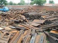 高价回收废钢材