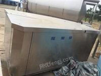 内蒙古呼和浩特出售1台利乐FLEX D 5.5吨二手乳品厂设备电议或面议