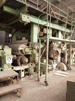 本公司长期面向全国高价回收各种制浆设备,造纸设备