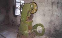 开式可倾压力机jb23-10型 出售