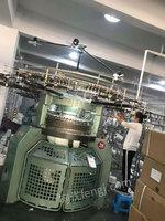 便宜出售3台:双面粗针工厂活机34寸/48路/12针2016年
