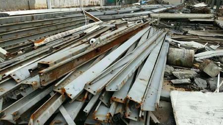 出售二手钢结构厂房,开间6米*10间