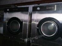 朔州水洗厂转让力净100烘干机水洗机一次没用过