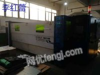 Transferring 1KW laser cutting machine,the year of 2016,Italy laser,try engine allowed,machining thickness 10mm
