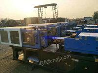 出售二手宁波金诺138吨/200克注塑机五台