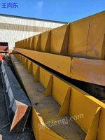 出售葫芦双2+2吨跨度16.5米2台