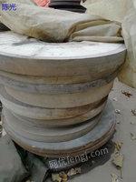 出售20吨白刚玉砂轮