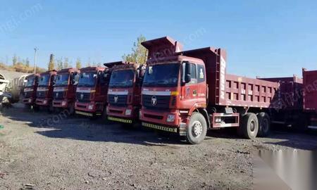 转让一批欧曼后八轮自卸车没手续5.6到6米的-河北唐山求购 回收 供应