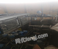 四川眉山出售1台基伊埃发酵系统二手乳品厂设备电议或面议