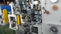 江苏苏州出售各种二手异形扁丝精密轧机,铜扁丝精密连轧机,不锈钢小型扁丝精密连轧机