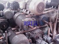 现货出售各种型号二手电动机,二手变压器