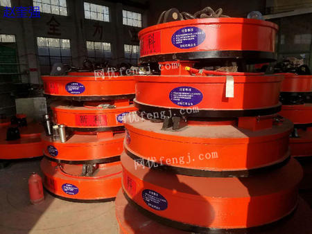 出售电磁吸盘一批0.7米至2.7米均有现货