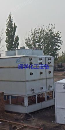 出售二手蒸发式冷凝器2009年洛阳产
