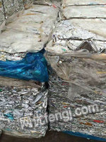 上海常州出售500吨废铝3500元