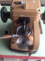 广东东莞出售10台裘皮机拉帮机 数据线包边包线芯缝纫机