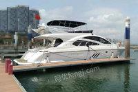 出售闲置二手2015年造沿海60ft游艇