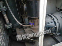 低价出售台盛75KW工变频风冷螺杆空压机!