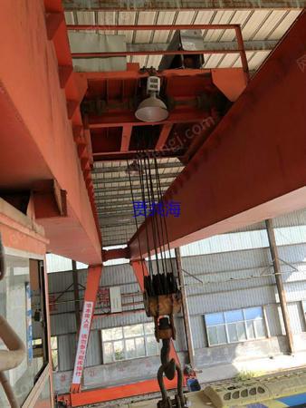 龙门吊在位出售16T跨度18.5米1台32/5T跨度25米一台