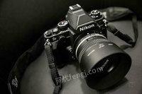 湖南长沙回收尼康DF复古全画幅单反相机、长沙回收尼康镜头