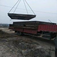 安徽蚌埠3x18米,200吨,4节,12厚钢板