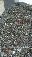 大量回收花盒破碎料