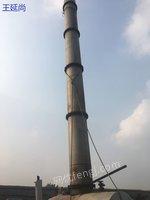 出售二手不锈钢保温碳钢水塔回收塔设备