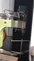 閑置兩臺16年欣昌xc-106雙段式鉚釘機低價處理