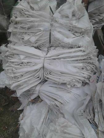 大量回收废旧编织袋