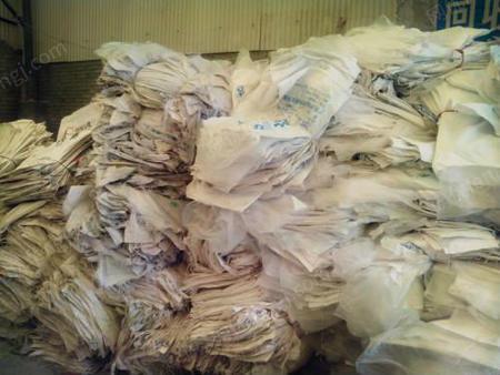常年大量回收编织袋,吨包袋,造粒用