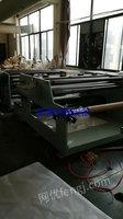 出售1.6米宽单色柔印机自动收卷有带(ˉ▽ ̄~) 切~~刀自动上料