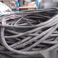 高价回收金属铜铁铝、废旧物资,电线电缆,拆迁废料