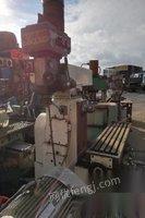 转卖二手柱液压机,卷杨机,输送带,发电机,各种电焊机