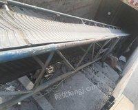 黑龙江哈尔滨传送带输送带输送机15米9成新