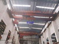 出售50/20T跨度22.5米冶金吊两台在位出售,实物照片