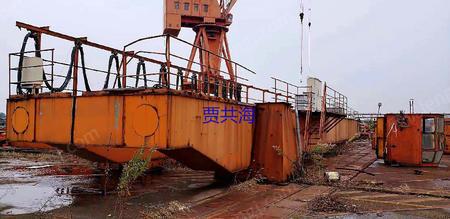 上海浦东工地出售葫芦龙门吊10T-27米单悬6米1台